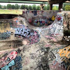 graffiti skate park - Google Search