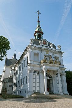 Kreuzberg Church in #Bonn