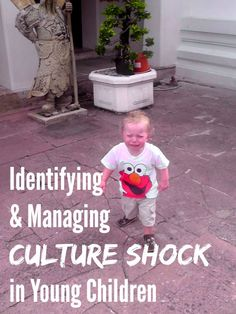 How to handle culture shock young children