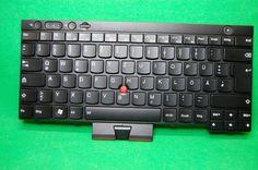 QWERTZ ThinkPad Tastatur DE T 430 / 530, X230, W530 u.a., Backlight, FRU 04W3075