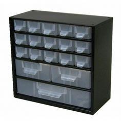 Classeurs métalliques à tiroirs
