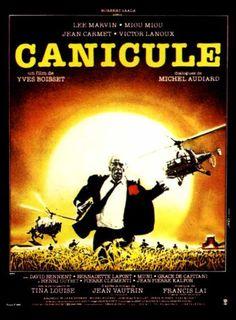 canicule affiche   Affiche du film Canicule de Yves Boisset