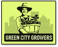 Green City Growers: local landscapers who create edible gardens for homeowners, businesses, school etc in the city
