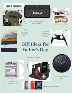 Looking for Father's Day gift ideas? Click to find some unique and meaningful gift ideas for Dad! #fathersday #giftguide #fathersdaygiftguide Gift Guide For Him, City Maps, Staying Organized, Meaningful Gifts, Best Games, Fathers Day Gifts, Special Events, Finding Yourself, Dads