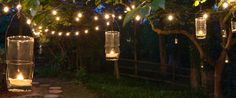 As soon as we saw these homemade candle lanterns hung at an outdoor party, we knew these were our next DIY, and we will show you why they are yours! Using just a few items and a bit of creative ingenuity, these DIY lanterns can brighten your landscapes and provide a welcoming atmosphere during parties and events. This DIY idea is completed in just a few steps and will produce dozens of candle...