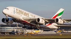 A6-EEJ - Emirates Airlines Airbus A380 photo (180 views)