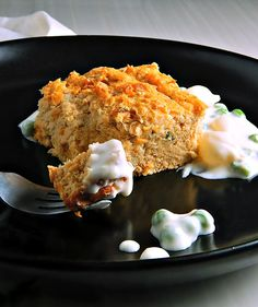 Not Grandma's Salmon Loaf - Frugal Hausfrau Canned Salmon Recipes, Fish Recipes, Meat Recipes, Seafood Recipes, Cooking Recipes, Recipes Dinner, Chicken Recipes, Salmon Loaf, Can Salmon