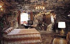 Caveman Room At The Madonna Inn. http://www.madonnainn.com/