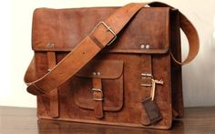 Consider treating yourself to an old-school laptop satchel. We have found 10 fabulous examples that exude vintage charm.