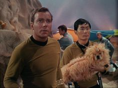 Remember when Sulu was a Botanist?