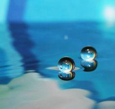 Floating Rainbows II. by Kara-a