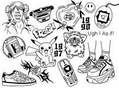 hippie tattoo 198651033550571410 - cool sheet of @ 🔻 🔺 🔻 🔺 share ignorant flash and tattoos . Flash Art Tattoos, Tattoo Flash Sheet, Body Art Tattoos, New Tattoos, Small Tattoos, Kritzelei Tattoo, Pfau Tattoo, Tattoo Dotwork, Doodle Tattoo