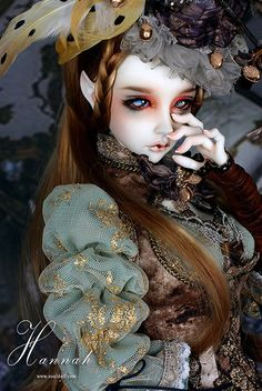 "laresinerie: "" *LIMITED EDITION* SOULDOLL is well know for its wonderful high-quality fullsets. SOULDOLL Zenith Hannah will be sold until October 6th 2015 only. To own this beauty, you can ask for up..."
