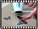 Inkssentials™ Surfaces Shrink Plastic 101 video
