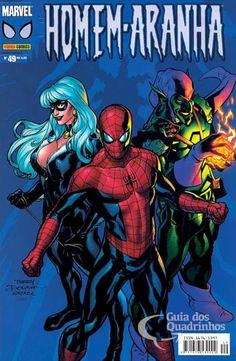 Homem-Aranha n° 49 - Panini