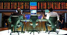 Stock market for dummies:  Market participants include individual retail investors, institutional investors such as mutual funds, banks, insurance companies and hedge funds, and also publicly traded corporations trading in their own shares.