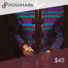 Blazer Multi Blazer w/ Bow tie Jackets & Coats Blazers