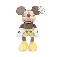 Mickey Mouse Neutral Soft Toy Scented With Wonder Minnie Mouse Dress Up, Minnie Mouse Toys, Mickey Mouse And Friends, Disney Plush, Disney Toys, Disney Disney, Friends Merchandise, Cute Stuffed Animals, Disney Addict