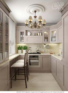 Дизайн кухни кофе с молоком http://www.ok-interiordesign.ru/ph17_kitchen_interior_design.php