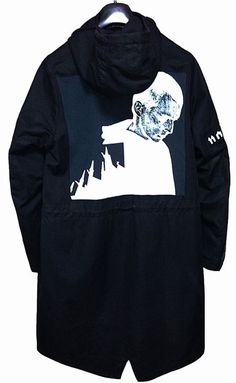 Raf Simons AW05 'All Shadows & Deliverance' Parka.