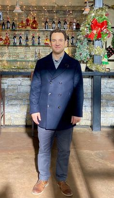 Ben Savage, Double Breasted Suit, Suit Jacket, Suits, Jackets, Fashion, Down Jackets, Moda, Fashion Styles