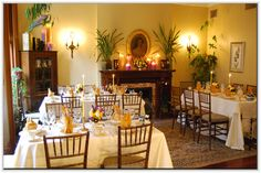 Venue with old Southern charm