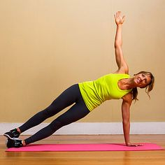 5 Ways To Sculpt Your Arms Without Weights