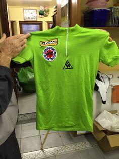 Tour de France green Jersey