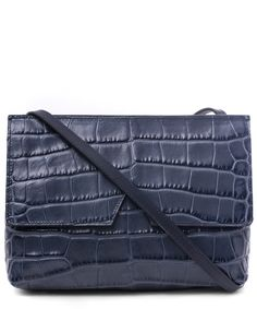 Vince Baby Croc-Embossed Leather Bag   Accessories   Liberty.co.uk