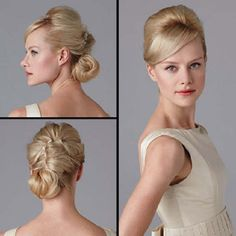 French-twist-hair-bun-wedding-hairstyles-images-inspiration-2013.jpg (600×600)
