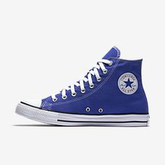 Converse Chuck Taylor All Star High Top Shoe Size 13 (Blue) - Clearance Sale 0f7a7d3184