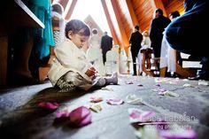 Wedding: Being kids