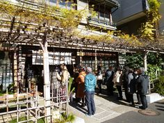 """Funabashiya""(Cafe), Kameido Tokyo Japan (Gennaio)"