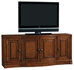 Lexington Northport TV Console 165NP-640 traditional-media-storage