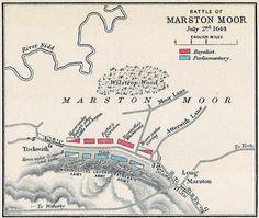 Batalla de Marston Moor – La Guerra Civil Inglesa | elhistoriador.es