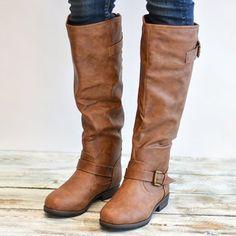 4980fa2b2d6 New Women s Flat Heel Calf Zipper Black Studded Riding Knee High Boot Shoes  Size