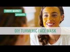 We've been obsessed with turmeric for a while now, for good reason. This DIY facial treatment is anti-inflammatory and rich in antioxidants!