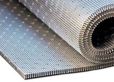 Corrugated Aluminum Sheets by Evan Cunningham | MOW: material of the week