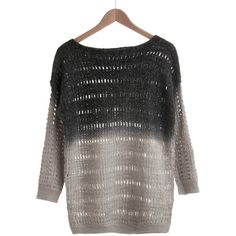 Stormy Sweater ($24) ❤ liked on Polyvore