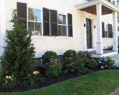 Landscape Front Porch Design, Pictures, Remodel, Decor and Ideas - page 30