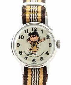 "JOURNAL STANDARD WOMEN'S(ジャーナルスタンダードウィメンズ)のJOURNAL STANDARD×SNOOPY WATCH ""LUCY ANGRY""_(腕時計)|ホワイト"