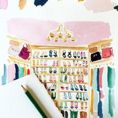 Caitlyn McGauley : Tiniest closet