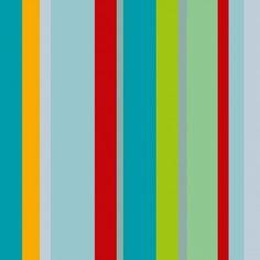 Dezent und gleichzeitig sehr effektvoll ist das bunte Streifenmuster der Patterntapete stripes 1 von Vincenzo Sguera. Die leuchtenden Farben dieser Wanddekoration sorgen für ein sehr heiteres aber dennoch stilvolles Ambiente. Tapete / Tapeten