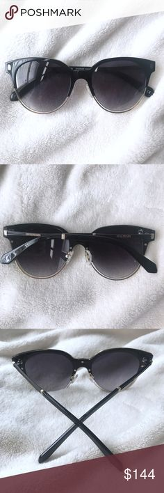 Balmain BL2514 Wayfarer Sunglasses Balmain BL2514 Wayfarer Sunglasses. New, never worn. No scratches or wear. Any markings you see is dust or lint. Great classic style. Luxury brand sunnies. No original case but I have a black case for them. MAKE ME AN OFFER! Balmain Accessories Sunglasses