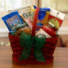 Mini sugar free gift basket free gifts and gift mini italian dinner for two gift basket negle Image collections