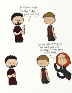 .OH MY GAWD TONY!. by *bababug on deviantART