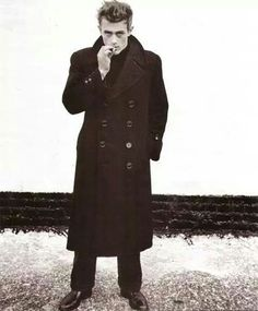 James Dean Posted on FB by Rockabellas, Rockabillys and everything from 30ies to  50ies
