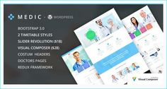 35 Best Health and Medical WordPress Themes