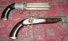 Own an OLD gun. They're so beautiful.
