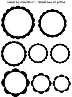 kostenlos zum ausdrucken backen tag vorlagen muschelrand etiketten freebie meinlilapark. Black Bedroom Furniture Sets. Home Design Ideas